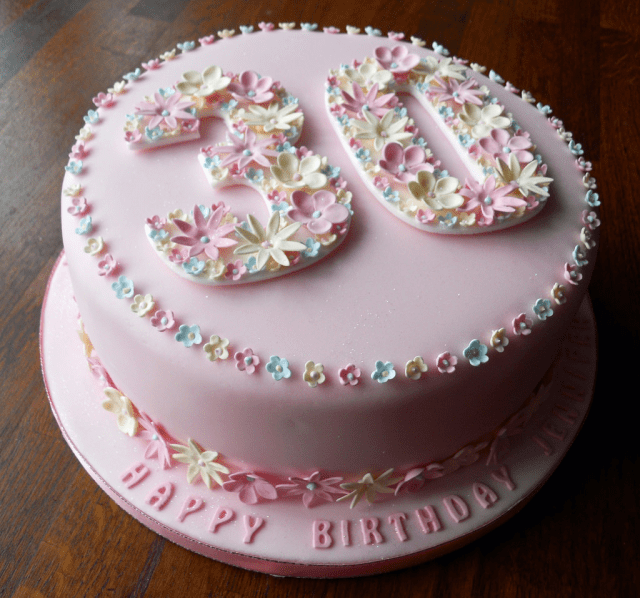 21St Birthday Cakes For Her 21st Cake Ideas Free Image Of Decided To