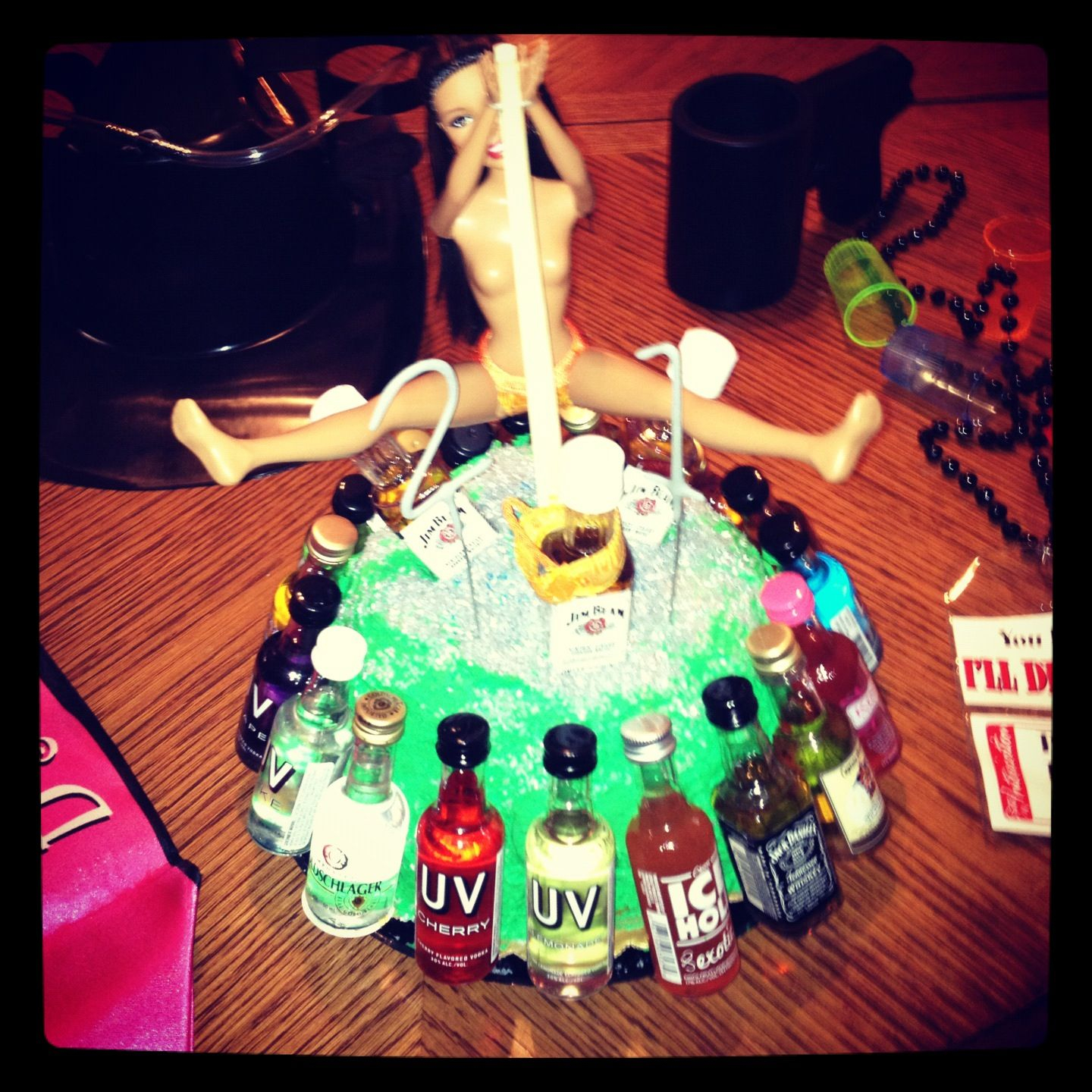 21st Birthday Cakes For Him 21st Birthday Cake For A Guy Friend 21shots And A Stripperim Birijus Com