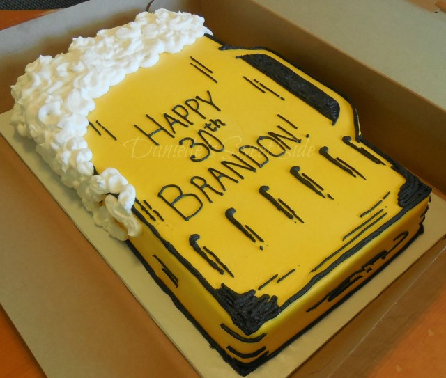 Prime 25 Brilliant Picture Of 30Th Birthday Cake For Him Birijus Com Funny Birthday Cards Online Overcheapnameinfo