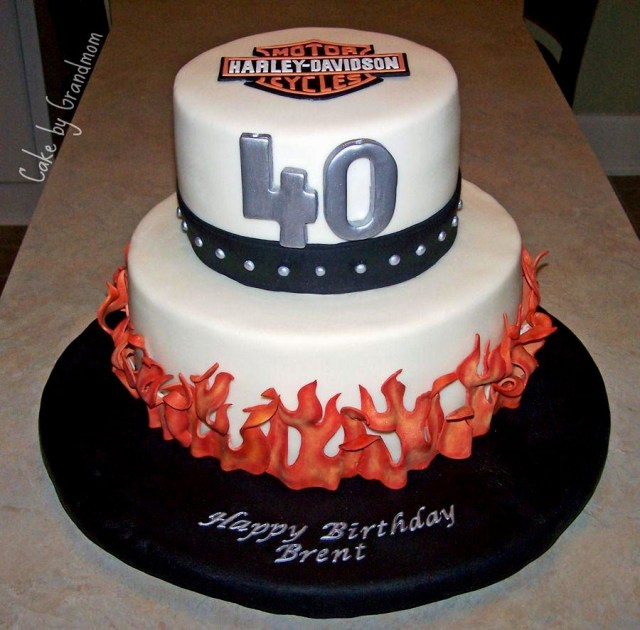 40Th Birthday Cake Ideas For Him 10 40th Birthday Cakes For Him Photo 40th Birthday Cake Ideas For