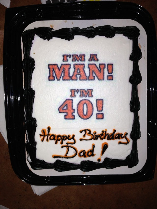 40Th Birthday Cake Ideas For Him 40th Birthday Cake For My Husband For The Home Pinterest