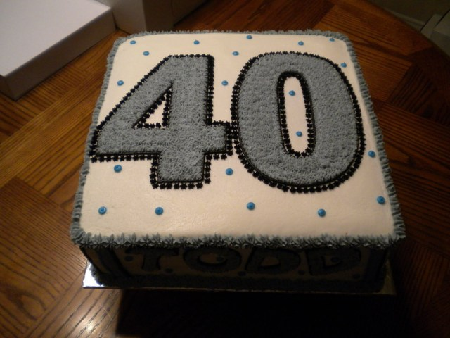 40Th Birthday Cake Ideas For Him Pin April Brinker Hoelscher On Birthdaycommunion Pinterest