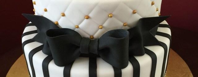 50Th Birthday Cake Black And Gold 50th Birthday Cake Birthday Cakes Pinterest