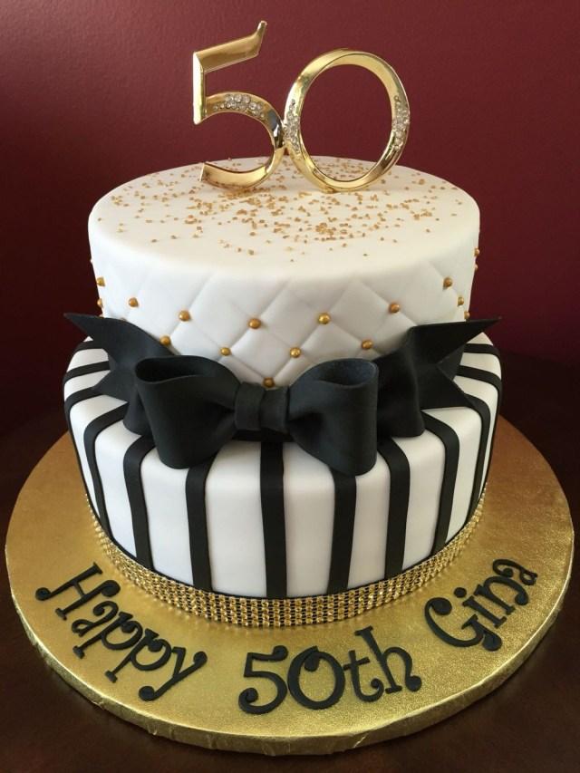 Brilliant 32 Pretty Photo Of 50Th Birthday Cake Birijus Com Personalised Birthday Cards Veneteletsinfo