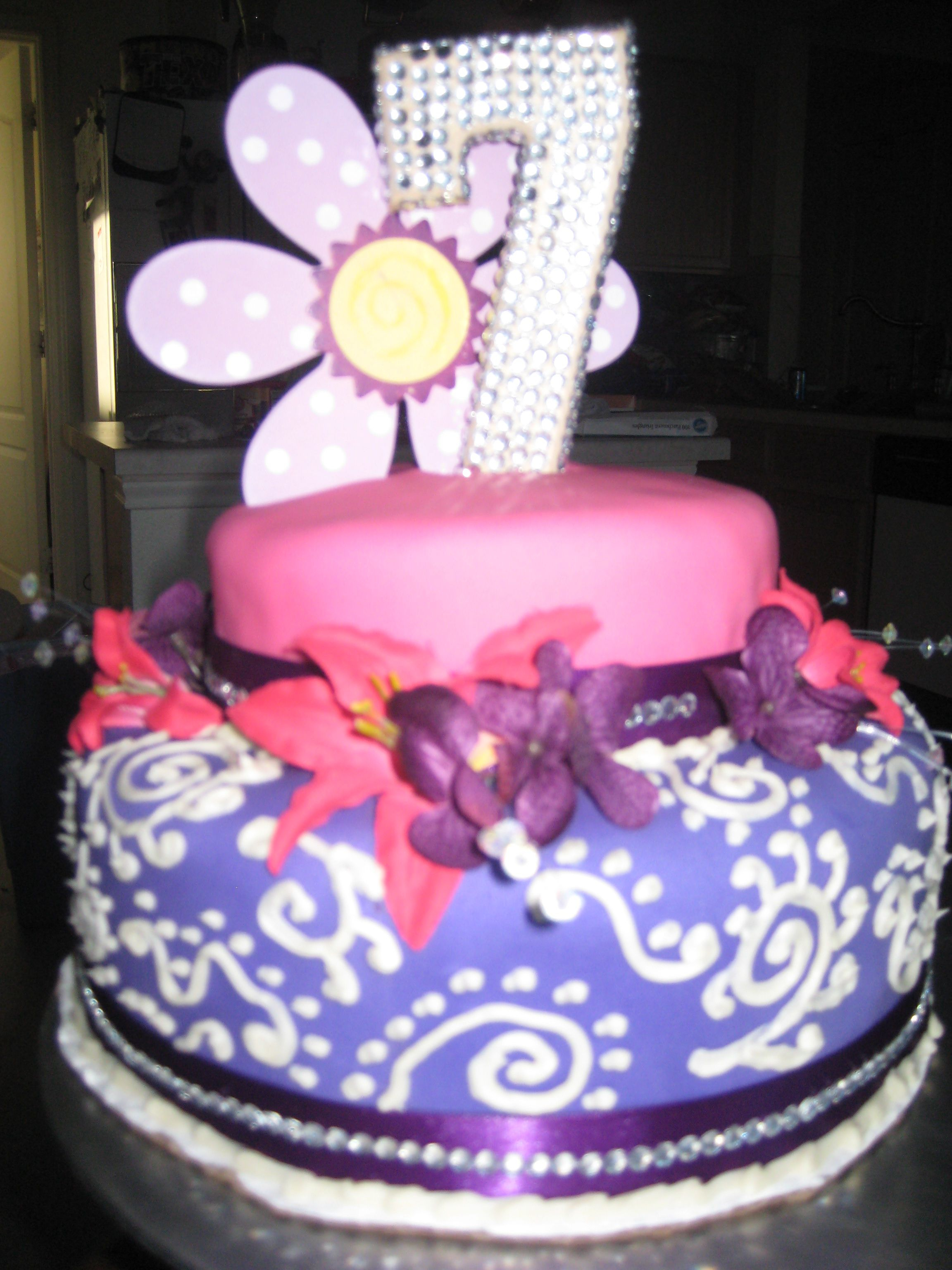 32 Exclusive Picture Of 7 Year Old Birthday Cake