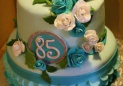 85Th Birthday Cake 85th Birthday Cake Birthday Pinterest Birthday Cake Cake And