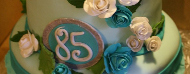 85Th Birthday Cake 85th Birthday Cake Birthday Pinterest Birthday Cake Cake And