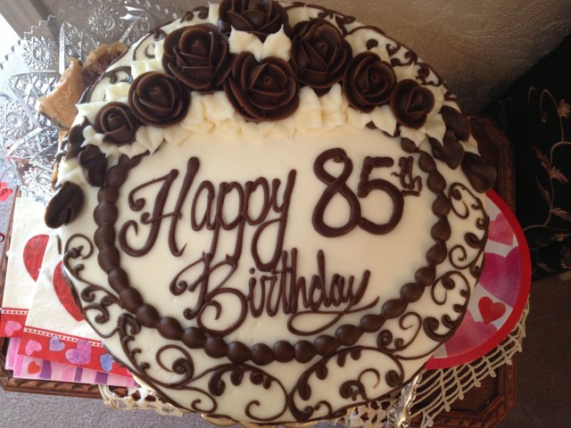 85Th Birthday Cake Beautiful 85th Birthday Cake Decorating Ideas For Party Birthday
