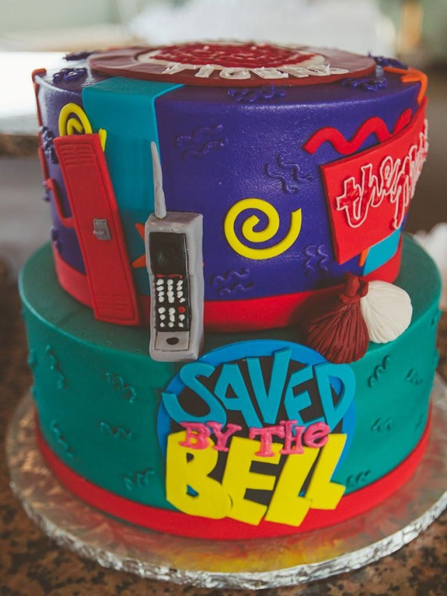 90S Birthday Cake 17 Epic Grooms Cake Ideas 30th Birthday Party Cake Birthday