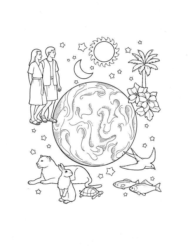 23 Best Picture Of Adam And Eve Coloring Pages Birijus Com