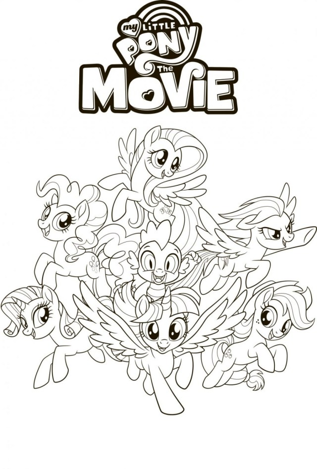 Adult Free Coloring Pages Coloring Pages Animeg Book Online Adult Free My Little Pony Pages