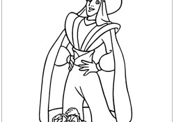 Aladdin Coloring Pages Disneys Aladdin Coloring Pages Disneyclips