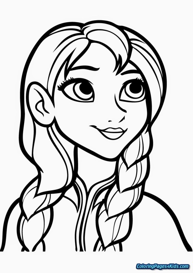 23+ Inspired Picture of Anna And Elsa Coloring Pages ...