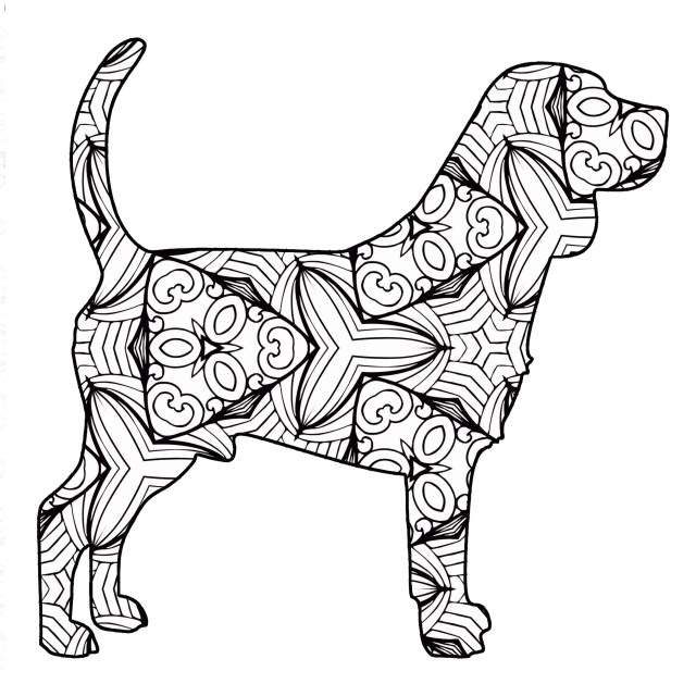 August Coloring Pages 30 Free Printable Geometric Animal Coloring Pages The Cottage Market