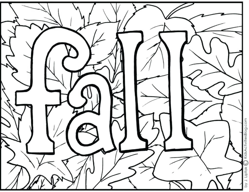 - Autumn Coloring Pages Launching Printable Leaves To Color Free