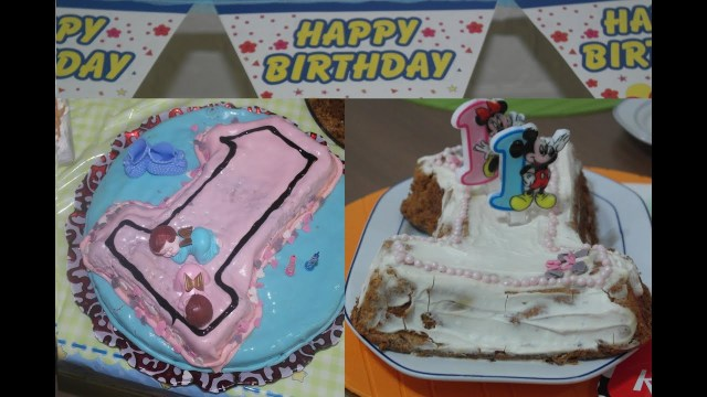 27 Awesome Picture Of Baby First Birthday Cake