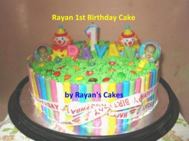 Pleasant 27 Awesome Picture Of Baby First Birthday Cake Birijus Com Funny Birthday Cards Online Elaedamsfinfo