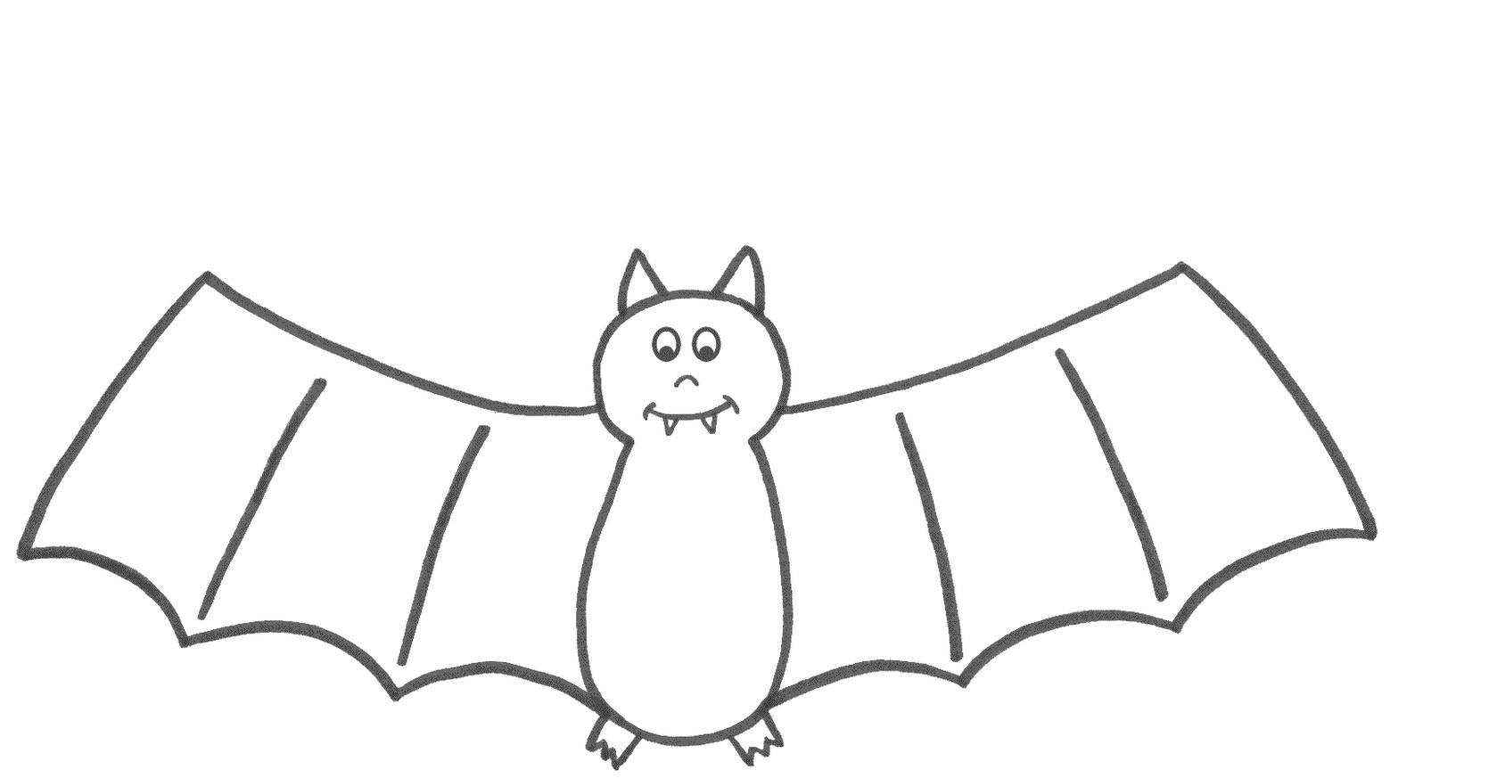 This is a picture of Printable Bats regarding pumpkin