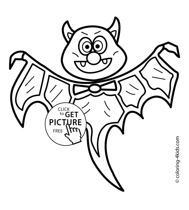 Bat Coloring Pages Bat Pictures To Color Bats Coloring Pages Themewsbeautyclinic