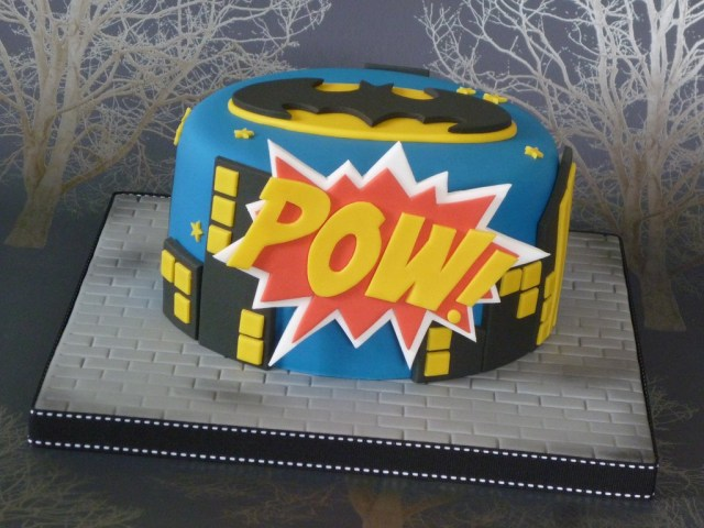 Batman Birthday Cakes Batman Birthday Cake The Recipient Of This Cake Is A Huge Flickr