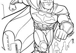 Batman Coloring Page Batman Coloring Pages Print And Color