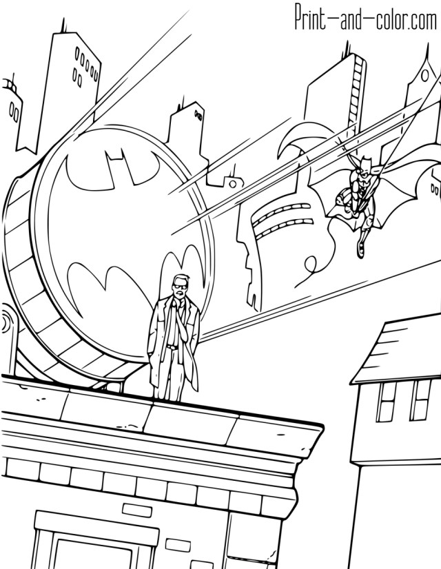 Batman Coloring Page Batman Coloring Sheets With Lego Ship Also Kids Image Number
