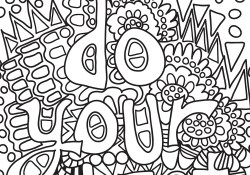 Best Coloring Pages Do Your Best Coloring Page Free Printable Coloring Pages