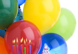 Birthday Cake And Balloons Birthday Cake And Balloons Balloons Pinterest Happy