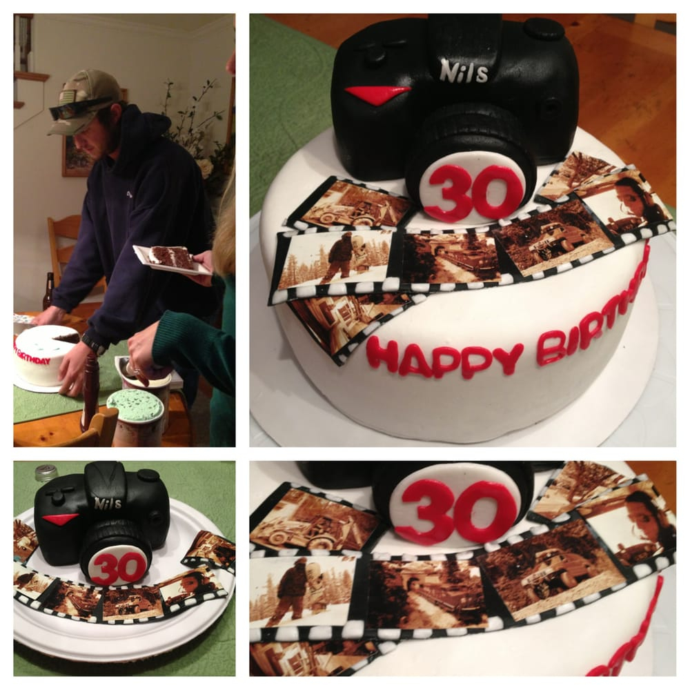 Birthday Cake For Husband The Awesome 30th Chai Made My Yelp