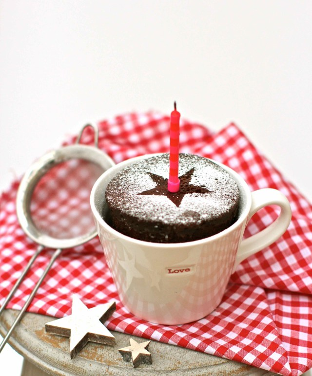 Birthday Cake In A Mug Midweek Magic A Hug In A Mug