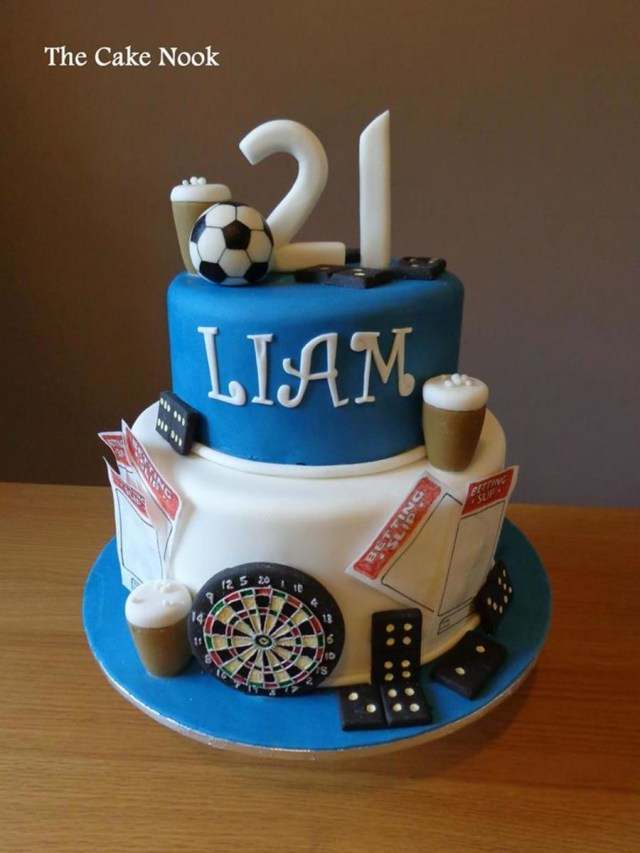 Birthday Cake Pictures For Man 21th Birthday Cake For A Male 21st Birthday Cakes 21st Birthday