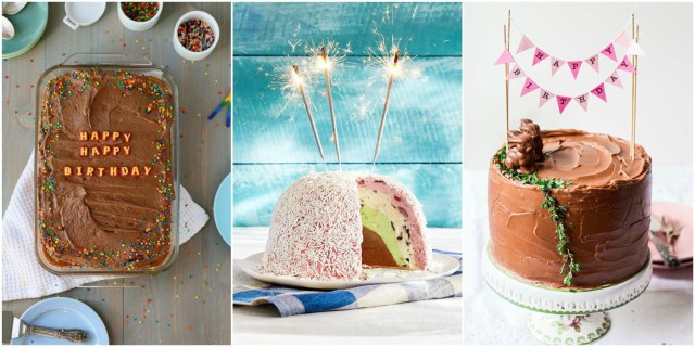Birthday Cake Recipes For Adults 24 Homemade Birthday Cake Ideas Easy Recipes For Birthday Cakes