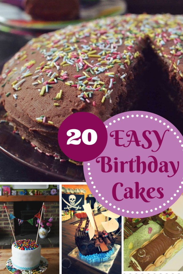 Birthday Cake Recipes For Adults Easy In The Playroom