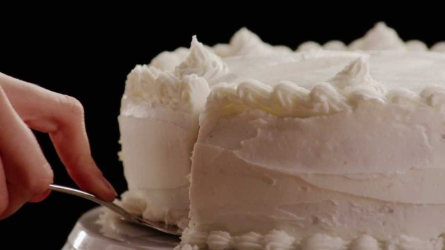 Birthday Cake Recipes For Adults How To Make Heavenly White Cake Cake Recipes Allrecipes