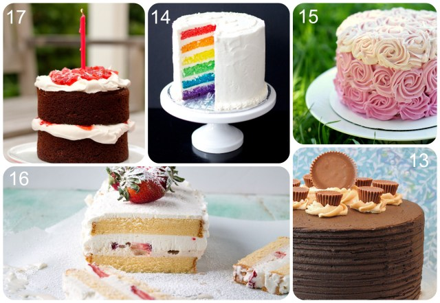 Birthday Cake Recipes For Adults The Best Birthday Cake Recipes 52 Kitchen Adventures