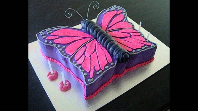 Birthday Cakes For Ladies Birthday Cakes For Girls Youtube