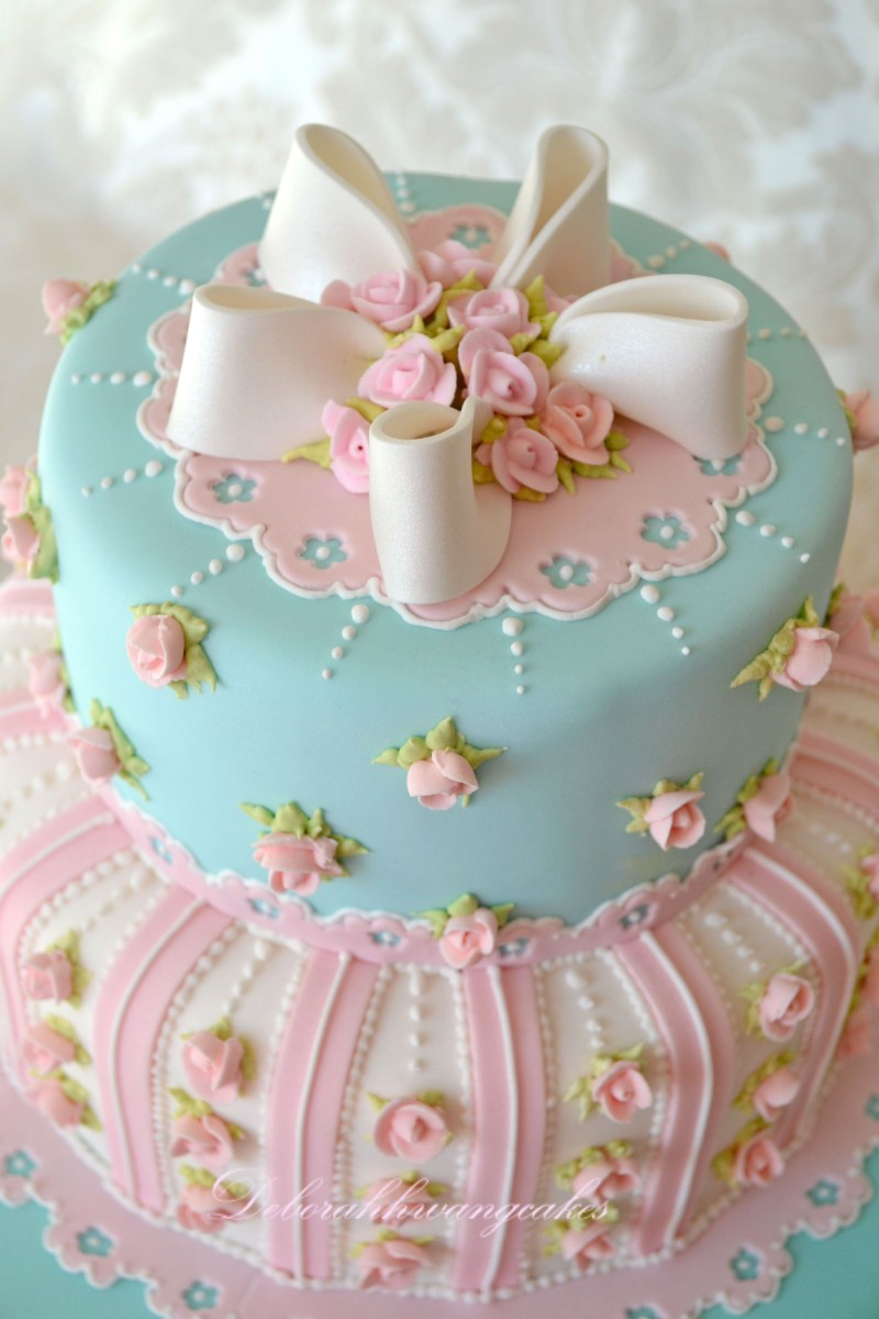 32+ Inspired Photo of Birthday Cakes For Ladies