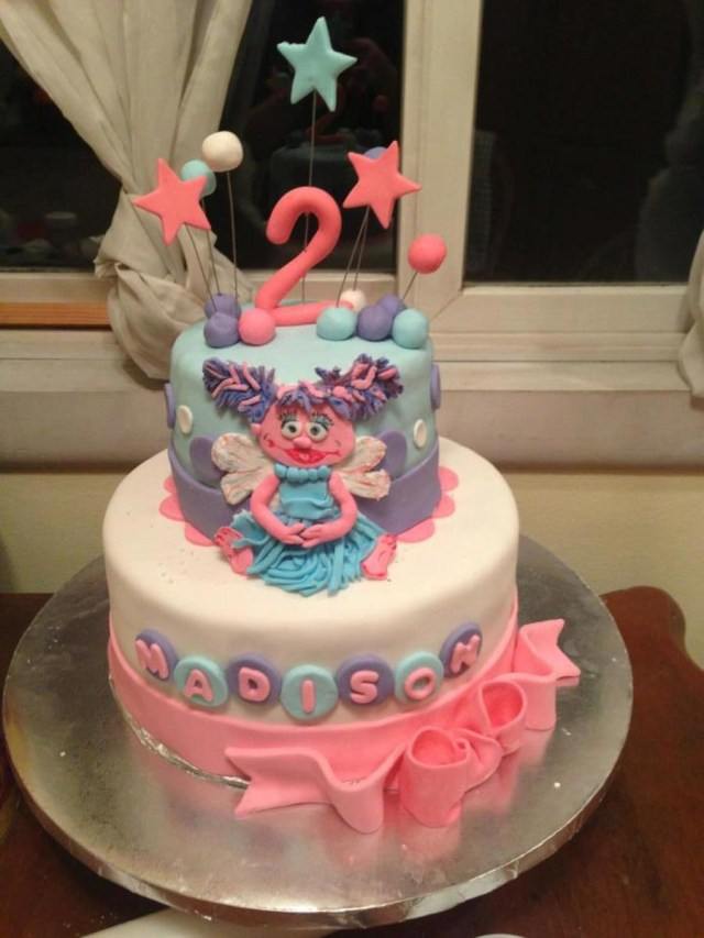 Birthday Cakes For Little Girls Ab Cadab Cake A 2nd