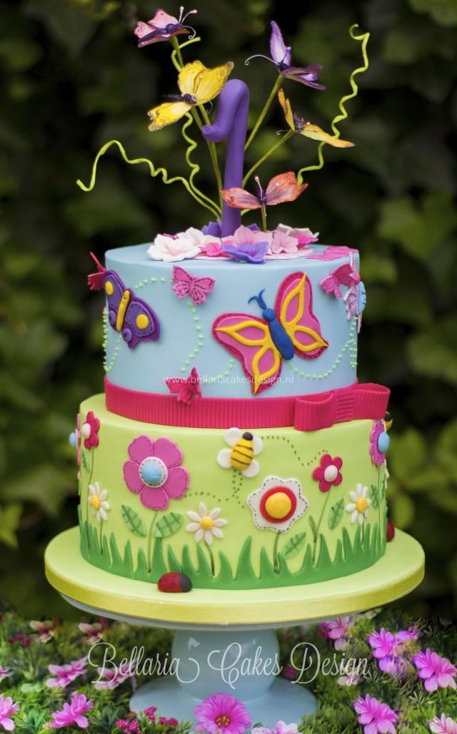 Brilliant 21 Inspired Photo Of Birthday Cakes For Little Girls Birijus Com Funny Birthday Cards Online Overcheapnameinfo