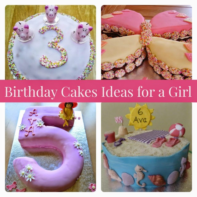Birthday Cakes For Little Girls Looking For Birthday Cake Inspiration Garden Tea Cakes And Me