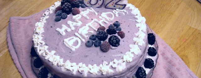Blueberry Birthday Cake Blueberry Birthday Cake Fancy Kapadaa