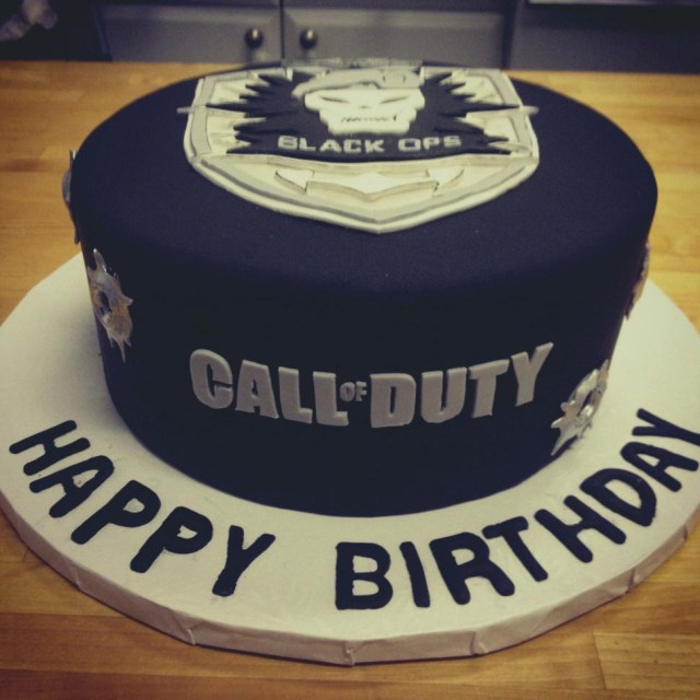 Call Of Duty Birthday Cake Call Of Duty Birthday Cake Ideas Call Of Duty Birthday Cake