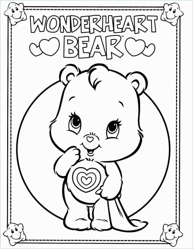 Care Bear Coloring Pages Free Care Bear Coloring Pages To Print Free Coloring Sheets