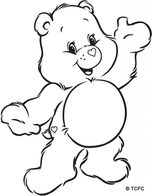 Care Bear Coloring Pages Wonderful Rainbow Care Bear Coloring Page Design Your Own Riley S