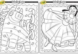Cinco De Mayo Coloring Pages Cinco De Mayo Coloring Pages Printables 4 Mom