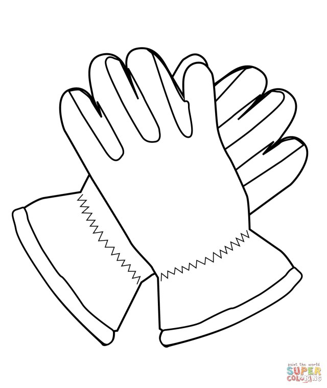 Clothes Coloring Pages Clothes And Shoes Coloring Pages Free Coloring Pages