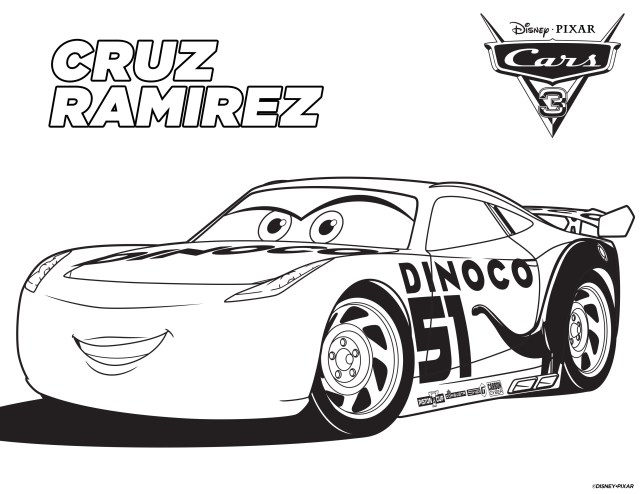 Coloring Pages Cars Cars 3 Coloring Pages Free Printable Coloring Sheets For Cars 3