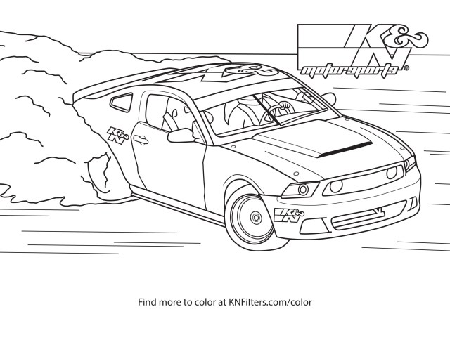 Coloring Pages Cars Kn Printable Coloring Pages For Kids