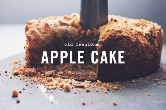 Dairy Free Birthday Cake Old Fashioned Apple Cake Gluten Free And Dairy Free Wake The Wolves