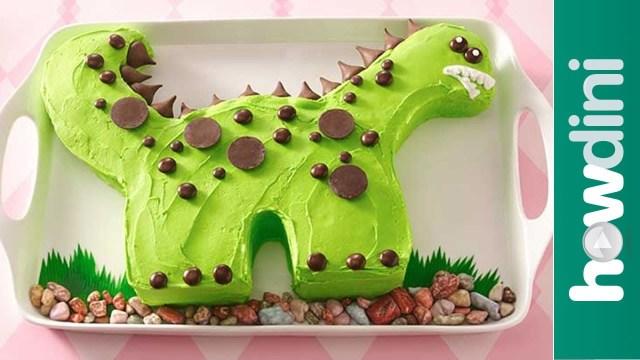 Dinosaur Birthday Cake Birthday Cake Ideas Dinosaur Birthday Cake Decorating Ideas Youtube